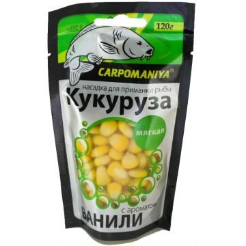 Кукуруза с ароматом Ванили 120г Карпомания